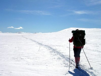Niseko cross-country ski tour. http://stokednisekohostel.com/vendor/niseko-cross-country-ski-tour/