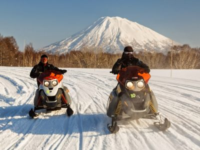 Hanazono Snowmobile Tours