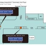 New Chitose International-Terminal-Meeting-Point